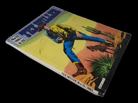 Sarjakuvalehti (Tex Willer 15/1983)