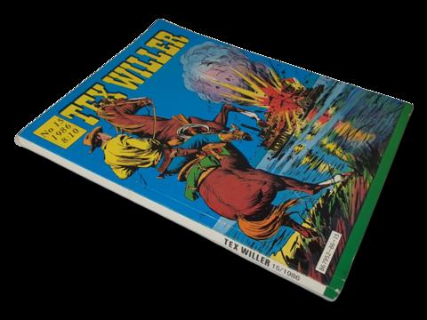 Sarjakuvalehti (Tex Willer 15/1986)