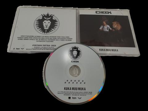 CD -levy (Cheek - Kuka Muu Muka)