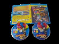 Lasten Blu-Ray -elokuva (Madagasgar 3) K7
