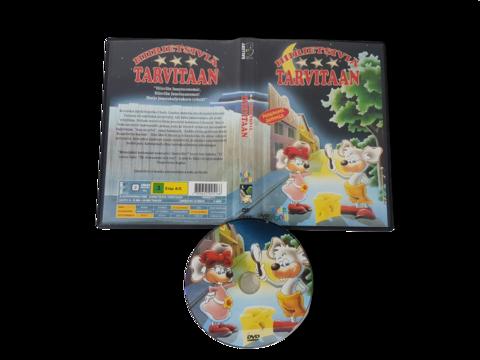 Lasten DVD-elokuva (Hiirietsivää tarvitaan) S