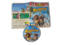 Lasten DVD-elokuva (Madagascar) S