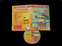 Lasten DVD-elokuva (Paavo Pesusieni - Sieni uimavalvojana) S