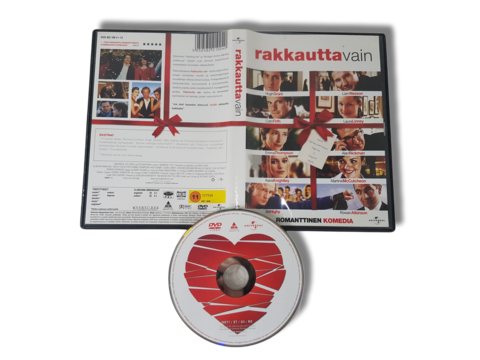 DVD-elokuva (Rakkautta vain) K12
