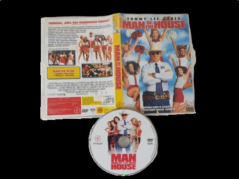 DVD-elokuva (Man Of The House) K12