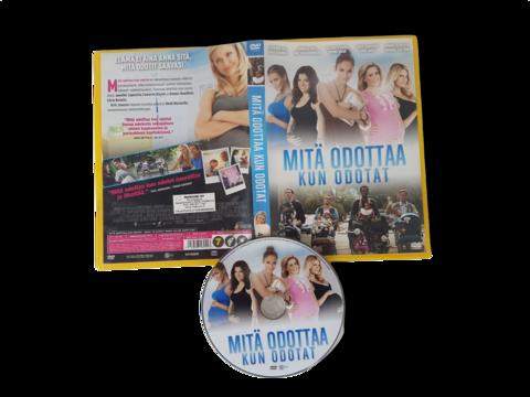 DVD-elokuva (Mitä odottaa, kun odotat) K7