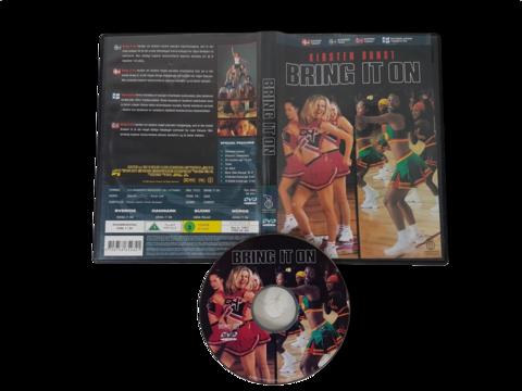 DVD-elokuva (Bring It On) S