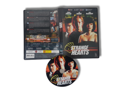 DVD-elokuva (Strange Hearts) K12