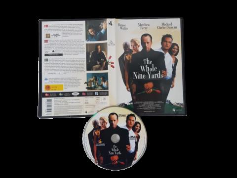 DVD-elokuva (The Whole Nine Yards) K16