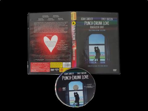 DVD-elokuva (Punch-Drunk Love - Rakkauden värit) K12