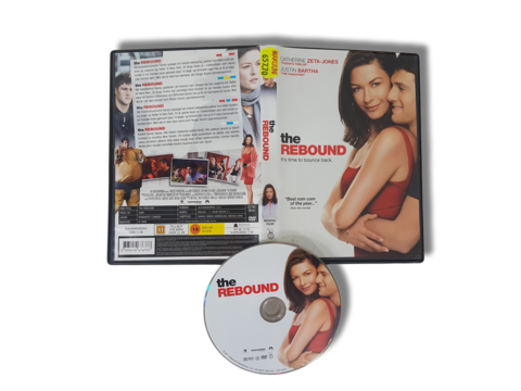 DVD-elokuva (The Rebound) K12