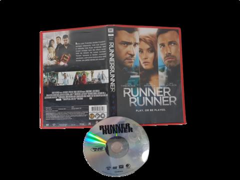 DVD-elokuva (Runner Runner) K12