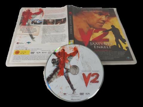DVD -elokuva (V2 - Jäätynyt Enkeli) K16
