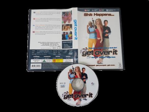 DVD -elokuva (Get over it) K12