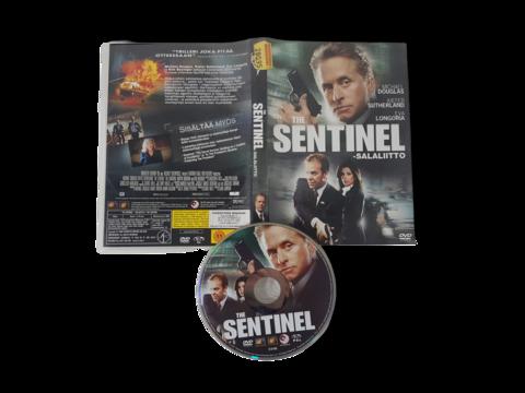DVD -elokuva (The Sentinel) K12