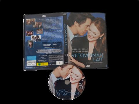 DVD -elokuva (Vetovoiman lait) S