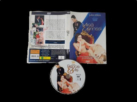 DVD -elokuva (Minä & prinssi) S