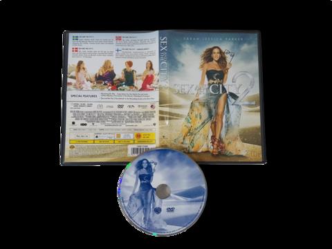 DVD -elokuva (Sex And The City 2 - Sinkkuelämää 2) K12