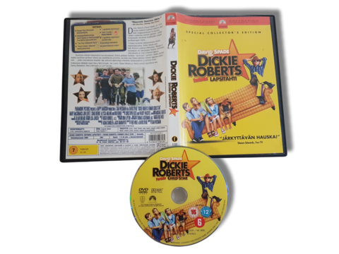 DVD -elokuva (Dickie Roberts - Entinen lapsitähti) K7