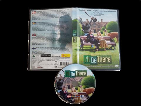 DVD -elokuva (I´ll Be There) K7