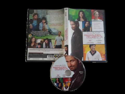 DVD -elokuva (Rakkauden pelikenttä) K7