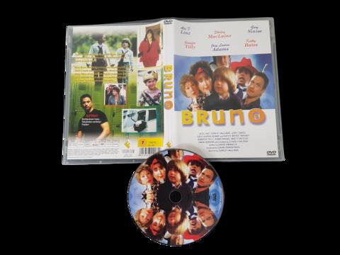 DVD -elokuva (Bruno) K7
