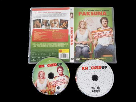 DVD -elokuva (Paksuna) K12