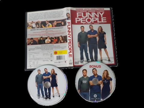 DVD -elokuva (Funny People) K12