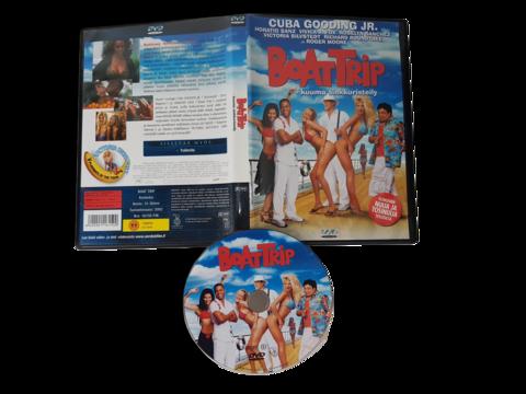 DVD -elokuva (Boat Trip - kuuma sinkkuristeily) K12