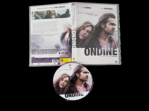 DVD -elokuva (Ondine) K12