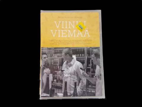 DVD -elokuva (Viinin viemää) S
