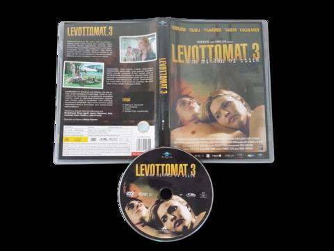 DVD -elokuva (Levottomat 3) K16