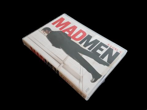 DVD -televisiosarja (Mad Men,  4. tuotantokausi) K12