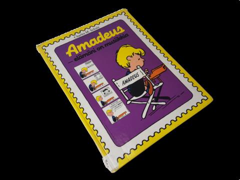 Lasten kierrätyskirja (Charles M. Schulz - Amadeus - Elämäni on musiikkia)