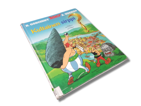 Lasten kierrätyskirja (Goscinny - Kultainen Sirppi)