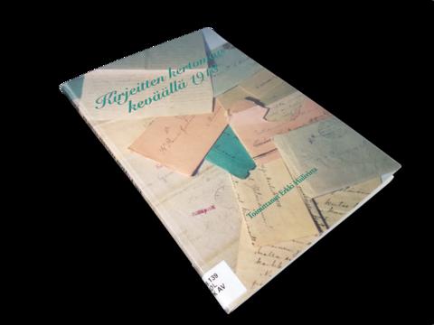 Kierrätyskirja (Armas Kolström - Kirjeitten kertomaa keväällä 1918)