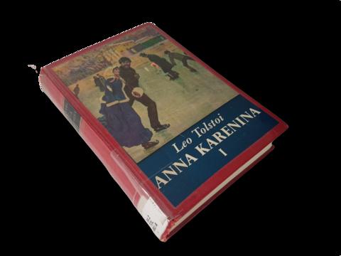 Kierrätyskirja (Leo Tolstoi - Anna Karenina)