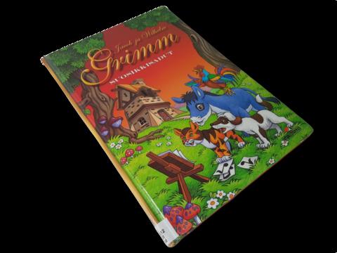 Lasten kierrätyskirja (Jacob ja Wilhem Grimmin suosikkisadut)