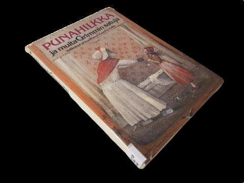 Lasten kierrätyskirja (Jacob Grimm - Punahilkka ja muita Grimmin satuja)