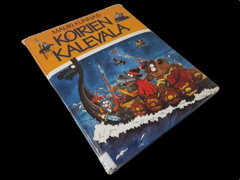 Lasten kierrätyskirja (Mauri Kunnas - Koirien Kalevala)