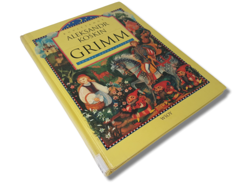 Lasten kierrätyskirja (Jacob Grimm - Suuret satuklassikot)