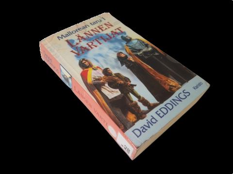 Kierrätyskirja (David Eddings - Mallorean taru : Lännen vartijat 1)