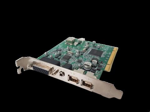 FireWire - kortti (Pinnacle Systems BigBen)
