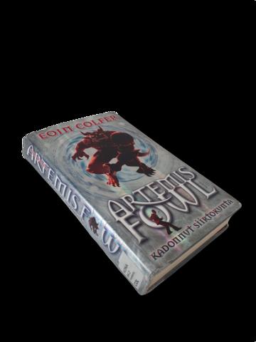 Kierrätyskirja (Artemis Fowl - Kadonnut siirtokunta)
