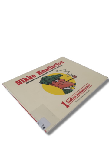 Kierrätyssarjakuvakirja (Nikke Knatterton - Maineikkaan mestarietsivän kiihdyttävät seikkailut)