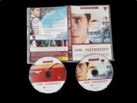 DVD -elokuva (Mr. Nobody) K12