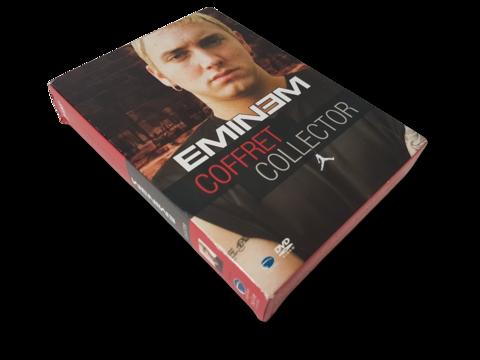 Musiikki -DVD (Eminem - Coffret Collection) K18