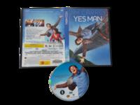 DVD -elokuva (Yes Man) K12