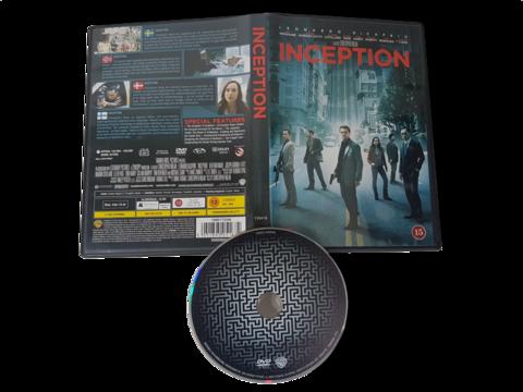 DVD -elokuva (Inception) K16