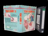 VHS - lastenelokuva (Tom & Jerry 2 - Hankala hiiri) S